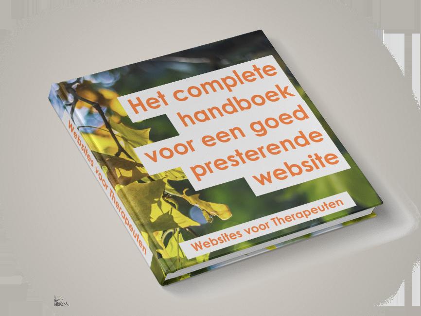 Het complete Handboek Mock-up