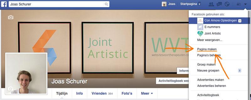 facebook-bedrijfspagina-aanmaken