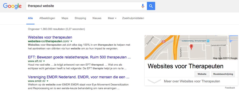 Keyword zoekwoorden onderzoek Google