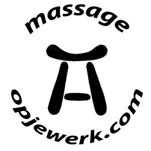 Logo massage op je werk