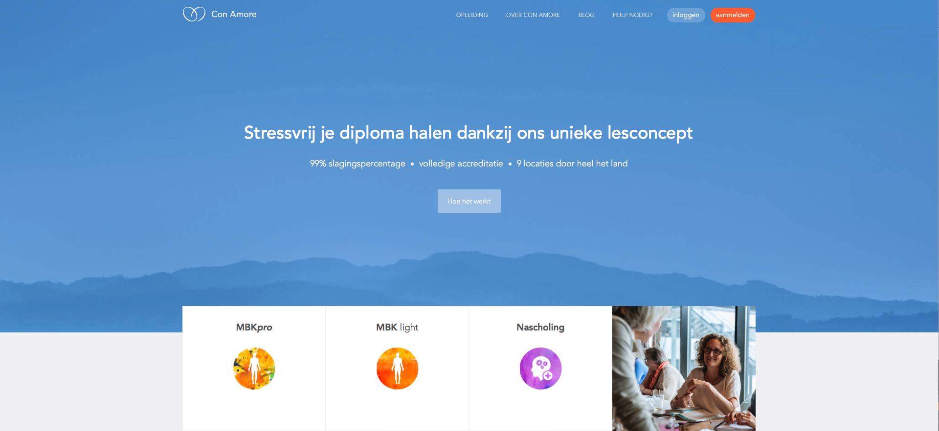 Een goede website direct resultaat
