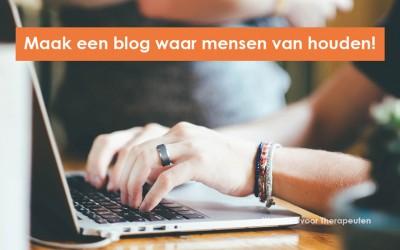 Hoe begin ik aan een blog?