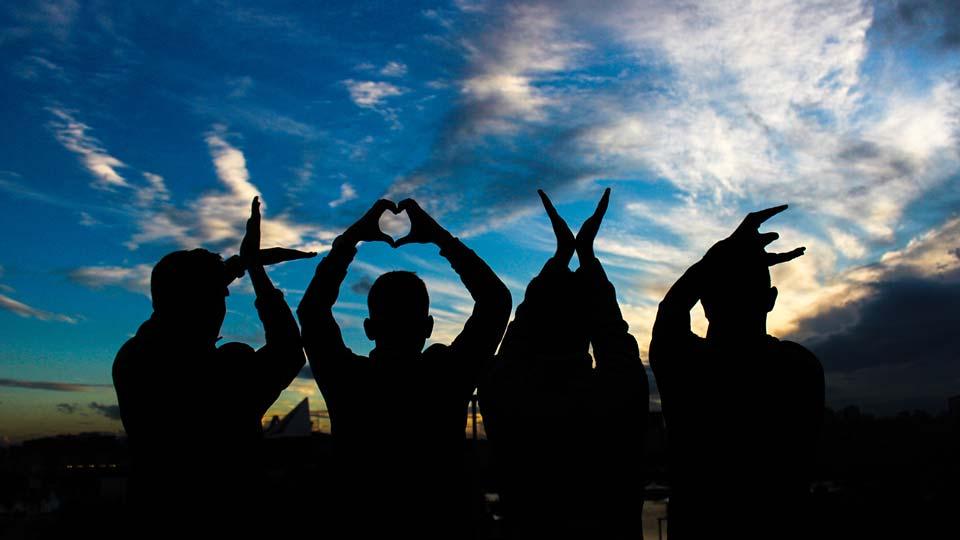 Liefde voor interne saboteurs