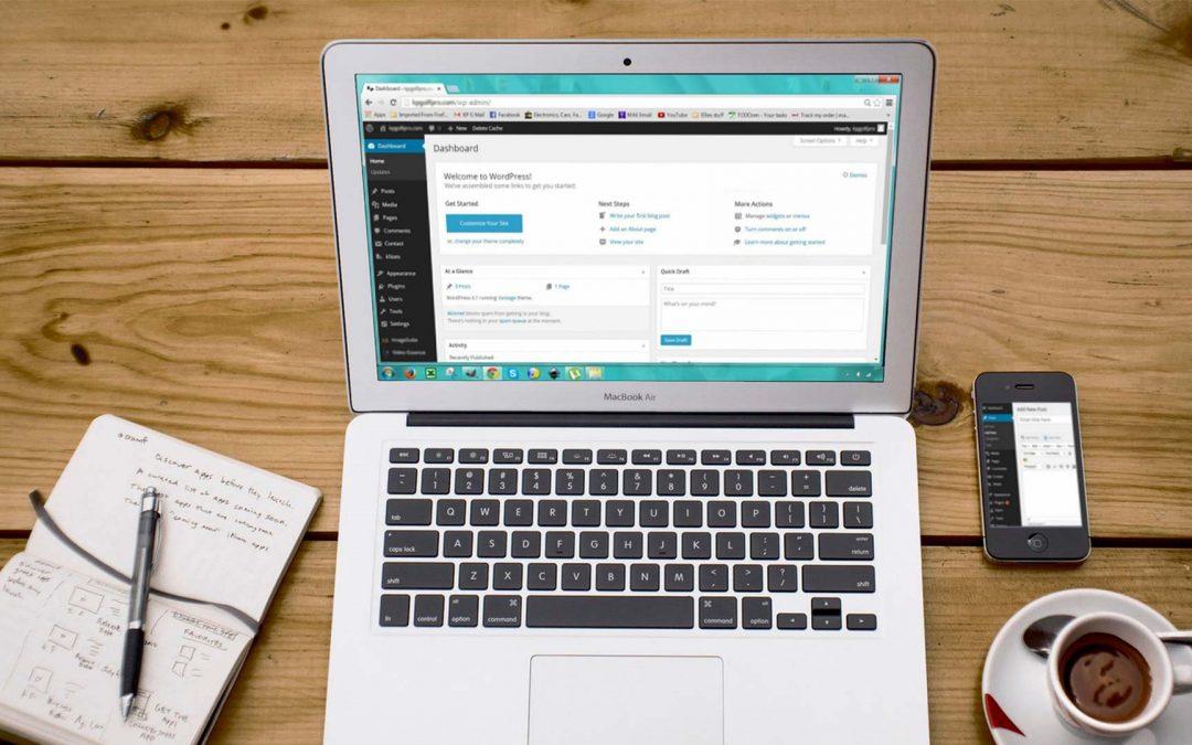 De 5 meest belangrijke tips voor het maken van een nieuwe website voor jouw praktijk